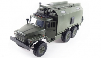 1/16 URAL B36 Military Truck - 6WD - Ready to Run (AMEWI Edition)