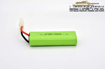 Original Taigen mini Battery 1700 mAh 7,2 Volt with tamiya plug