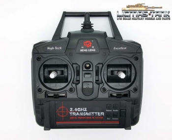 2.4 ghz remote heng long 3. generation