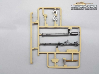 Heng Long / Taigen Accessories Part B painted for 3868 RC Tank