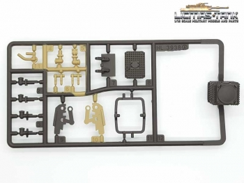 Russia T90 Plastic Accessories Set A 3938 Heng Long 1:16