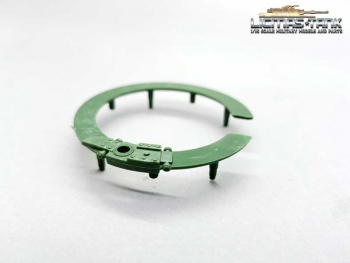 Heng Long Panzer 3889 Leopard 2 A6 ring for hatch plastic sparepart