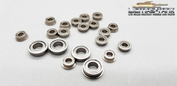Ball bearing set for Heng Long or Taigen gearboxes