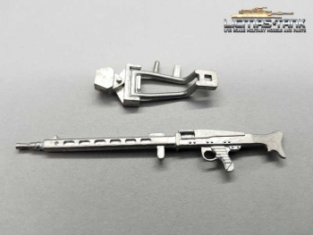 metal mg42 with holder for late tiger hatch