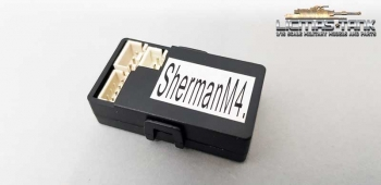 Taigen Soundbox Sherman M4 for rc tanks