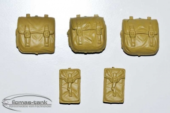 Backpacks Luggage Backpacks for Heng Long Tank Sherman 1:16