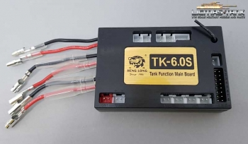 2.4 GHz Heng Long Platine TK6.0S