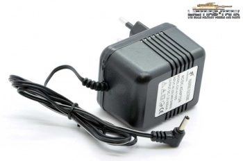 Charger for charging system with socket for Taigen Heng Long Tanks