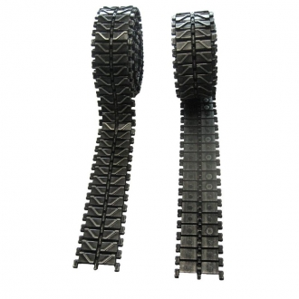 M26 Metal tracks with driving wheels
