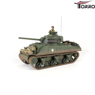 RC PANZER M4A3 Sherman 1:24 Forces of Valor