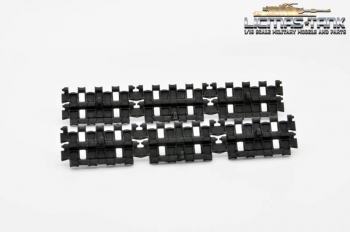 Plastic chain links for upper hull Heng Long Panther Ausf. G 1:16