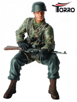 1/16 Figures Figure Private First Class (Obergefreiter) Helmut Rossel WW2