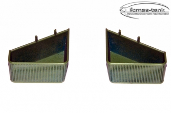 Spare parts Heng Long Leopard 2 A6 storage baskets 1:16