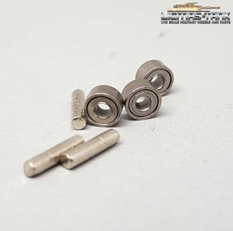 Taigen RC tank ball bearing set for Taigen Tiger 1 turret