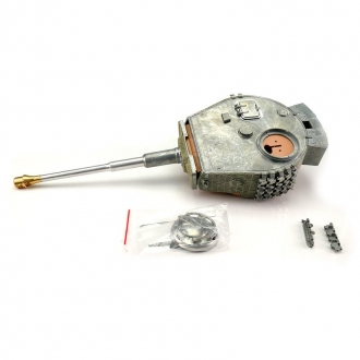 Taigen Tiger 1 Metal Turret 6mm BB Shooting Version - Late Version