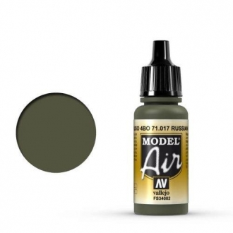 Model Air 71017 - Russian Green 17 ml