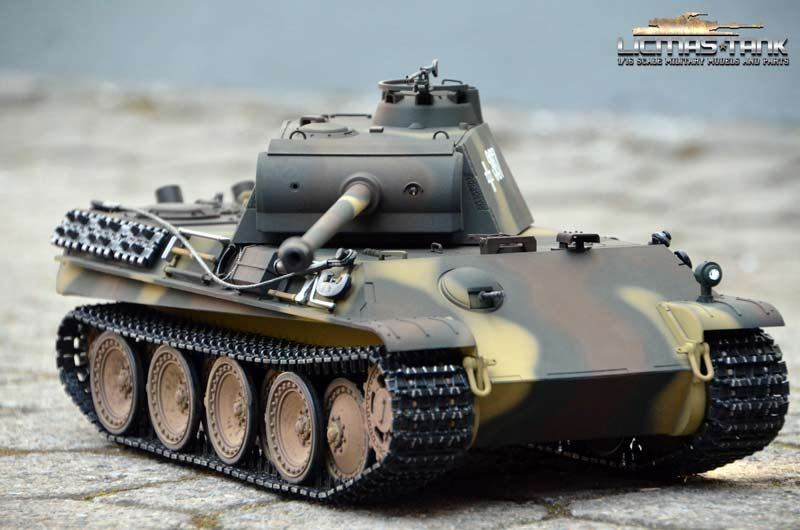 rc panzer panther ausf. g taigen 3879 licmas-tank